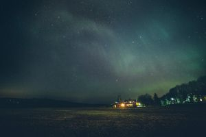 Northern Lights by CalleJansson
