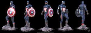 Captain-America-14-KS3 by patokali