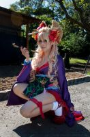 sheryl nome II. by saika-possession