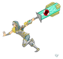 Riven by Runxforest