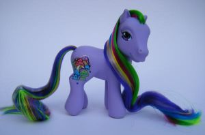 OOAK My Little Pony S'hrooms by eponyart