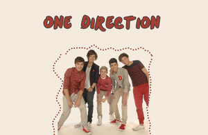 One Direction Wallpaper Dots by iluvlouis