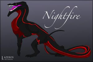 Nightfire by Warrioratheart
