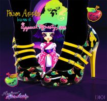 Poison Apples Promo1 by marywinkler