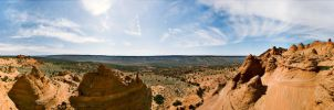 South Coyote Buts 360 Panorama by Dudovitz