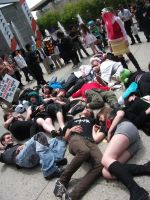 Mass Murder 2 : Fanime 2011 by SharysAogail