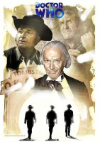 Doctor Who the Gunfighters by jlfletch