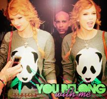 Taylor Swift blend 12 by nataschamyeditions
