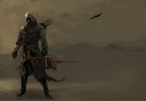 assassin by ivanshark