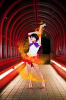 Sailor Mars: Soldier of Flame and Passion by TheRestlessCosplay