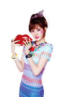 Seohyun (SNSD) Casio png [render] by Sellscarol