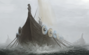 Vikings by Robedirobrob
