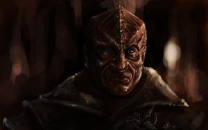 2013 Klingon, Star Trek by DireImpulse