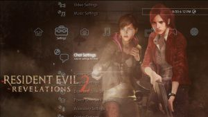 Resident Evil Revelations 2 Dynamic Theme (PS3) by MrJuniorer