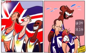 Team GB miss out on 'Super Saturday' gold rush by OmarMomani