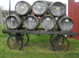 Greenbank: Barrels by Photos-By-Michelle