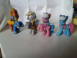 Commission 1 : blindbags by orgxiiifreak