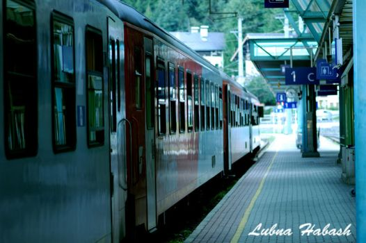 Train. by lubnahabash