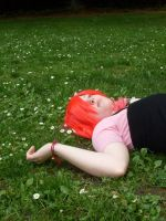 Elfen Lied: Close to hell by NorFrosch