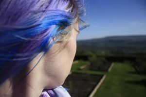 Looking Away 4 by CharlotteSilver