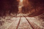 train tracks by LucaHennig