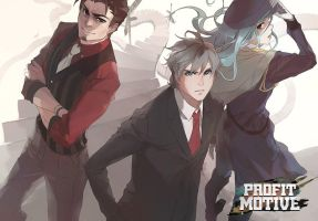 122 Profit Motive by shilin