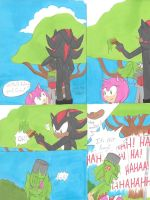 Bad Luck_Pg 1 by Ila-Mae