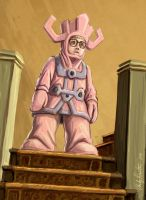 A Galactus Christmas Story by andyjhunter