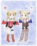RO - Incubus and Succubus by Yushi