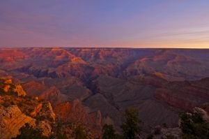 Canyon Glow by wmandra