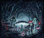 Dark Frontier - Into the Fungal Jungle by SpiralMagus