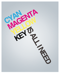 CMYK Is All I Need by GRlMGOR