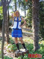 Fairy Tail - Lucy Heartfilia by onlycyn