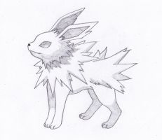 Jolteon by Salanzarin