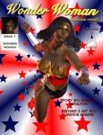 Heroine Prime: Issue 1 Index Wonder Woman by TrekkieGal