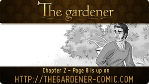 The gardener - Chapter 2 page 8 by Marc-G