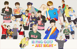 [PACK RENDER] GOT7  l JUST RIGHT l by msg2k3