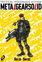 MGS : Solid Snake by BongzBerry