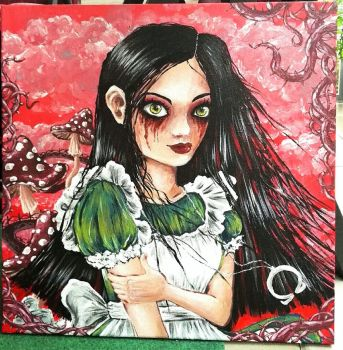 Alice Madness Returns by SofiettaG