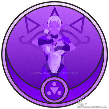 Sage of Shadow: Impa by Know-Kname
