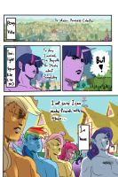 My Little Pony Friendship is.... by freedomthai