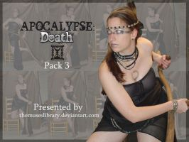 APOCALYPSE: Death PACK 3 by themuseslibrary