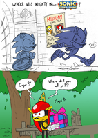 Where Was Mighty: Generations by theEyZmaster