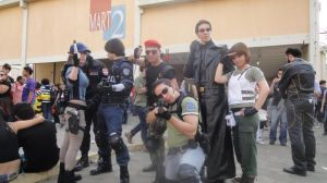 Resident Evil Cosplay Groupic by IKevinXSer