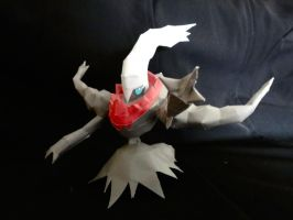Darkrai Papercraft by studioofmm