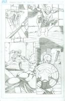Daredevil page 4 sample by seanforney