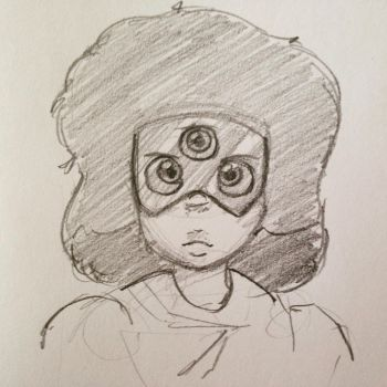 eyes on you [ su sketch ] by The-Letter-W