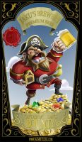 CAPTAIN MORGAN'S BOUNTY by JaumeCullell