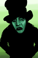 Reverand Marilyn Manson by Imperal
