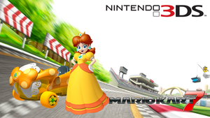Daisy Kart 7 Wallpaper by RafaelMartins